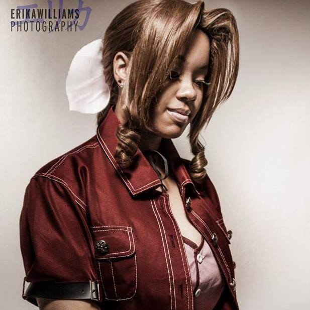 Anime Never Look So Good, Asia Lockhart Cosplay