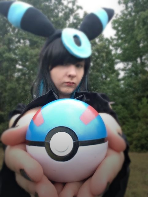 Lovin The Polkadot Cosplay