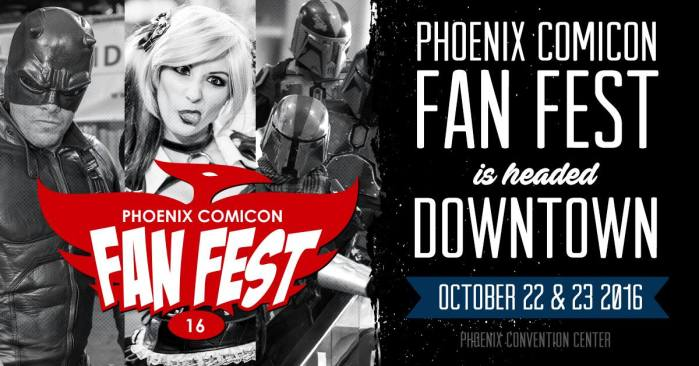 Phoenix Fan Fest 2016 Was Lit