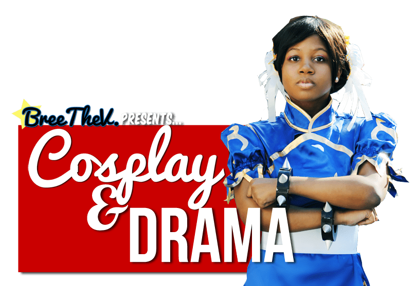 Cosplay Drama?: Bree The V