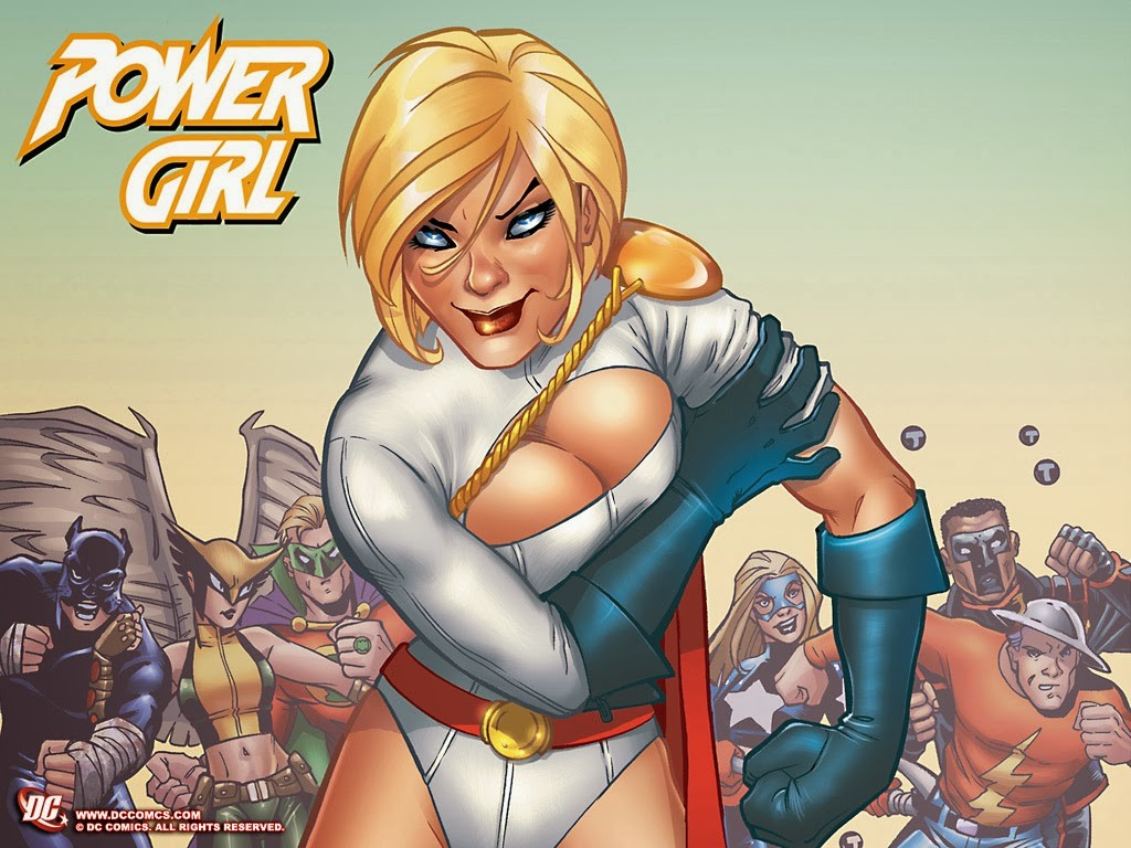 Power Girl(s) Cosplay