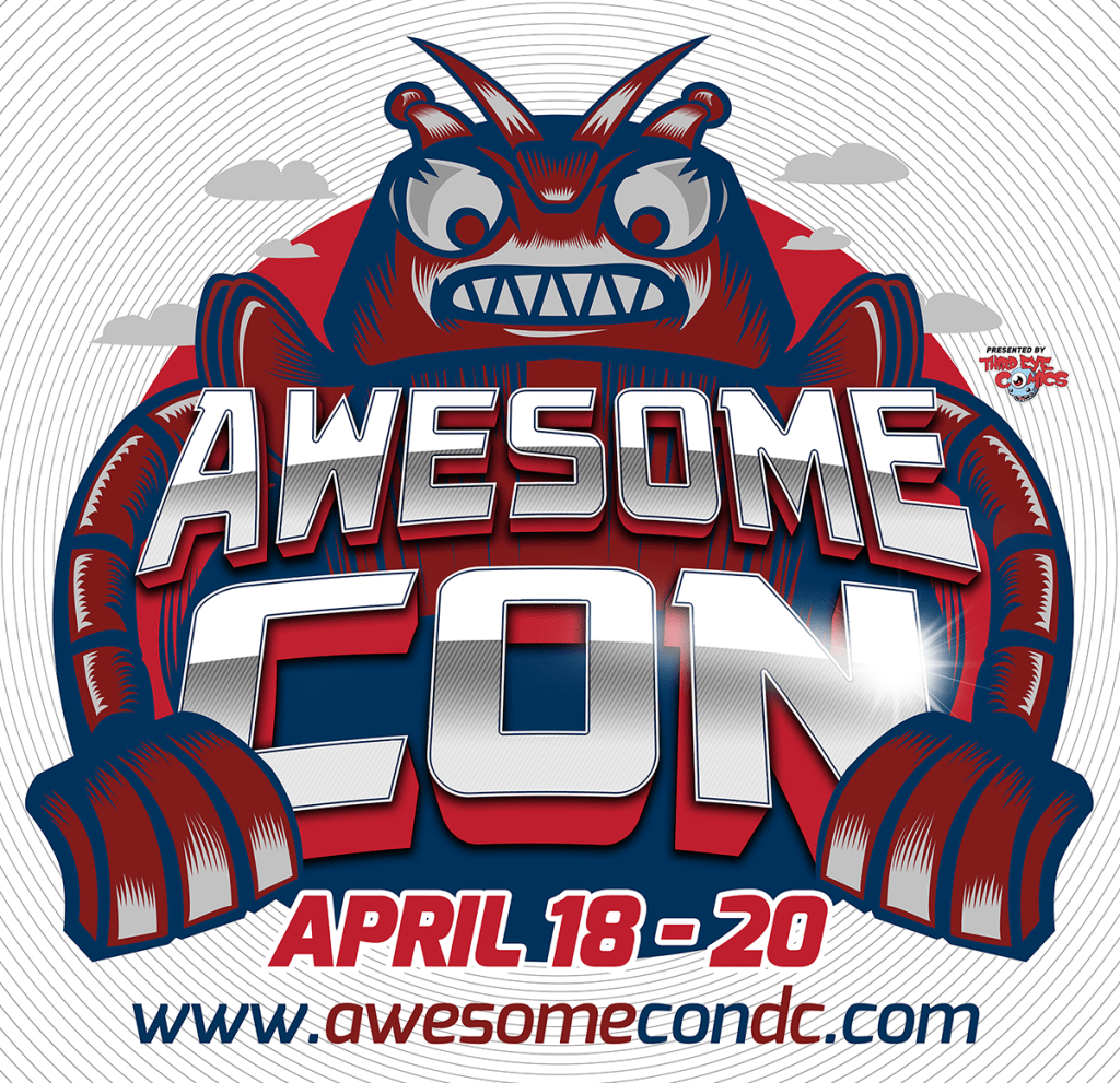All Aboard For 2014 Awesome Con DC