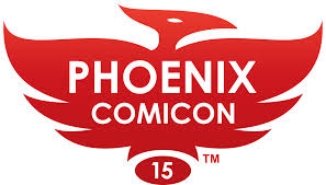 Phoenix Comicon New Level in 2015